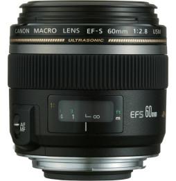 Canon objectif EF-S 60mm f/2.8 Macro USM