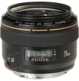 Canon objectif EF 28mm f/1.8 USM