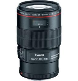 Canon objectif EF 100mm f/2.8L Macro IS USM