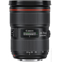 Canon objectif EF 24-70mm f/2.8L II USM