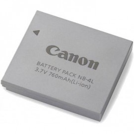 Batterie li-ion rechargeable Canon NB-4L