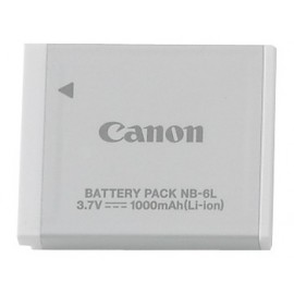 Batterie li-ion rechargeable Canon NB-6L