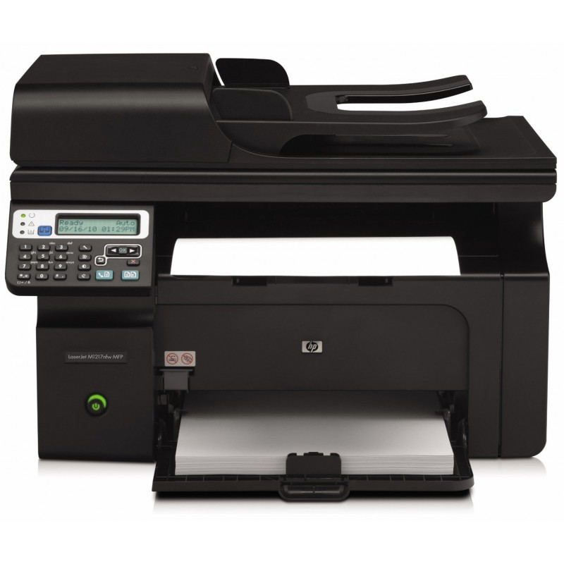 imprimante multifonction hp laserjet pro m1217nfw ce844a maroc. Black Bedroom Furniture Sets. Home Design Ideas