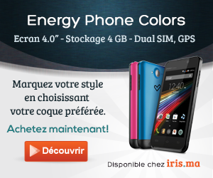 Smartphone Energy Sistem Phone Colors - Dual SIM